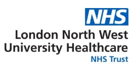 Nhs North West London Logo The Job Show