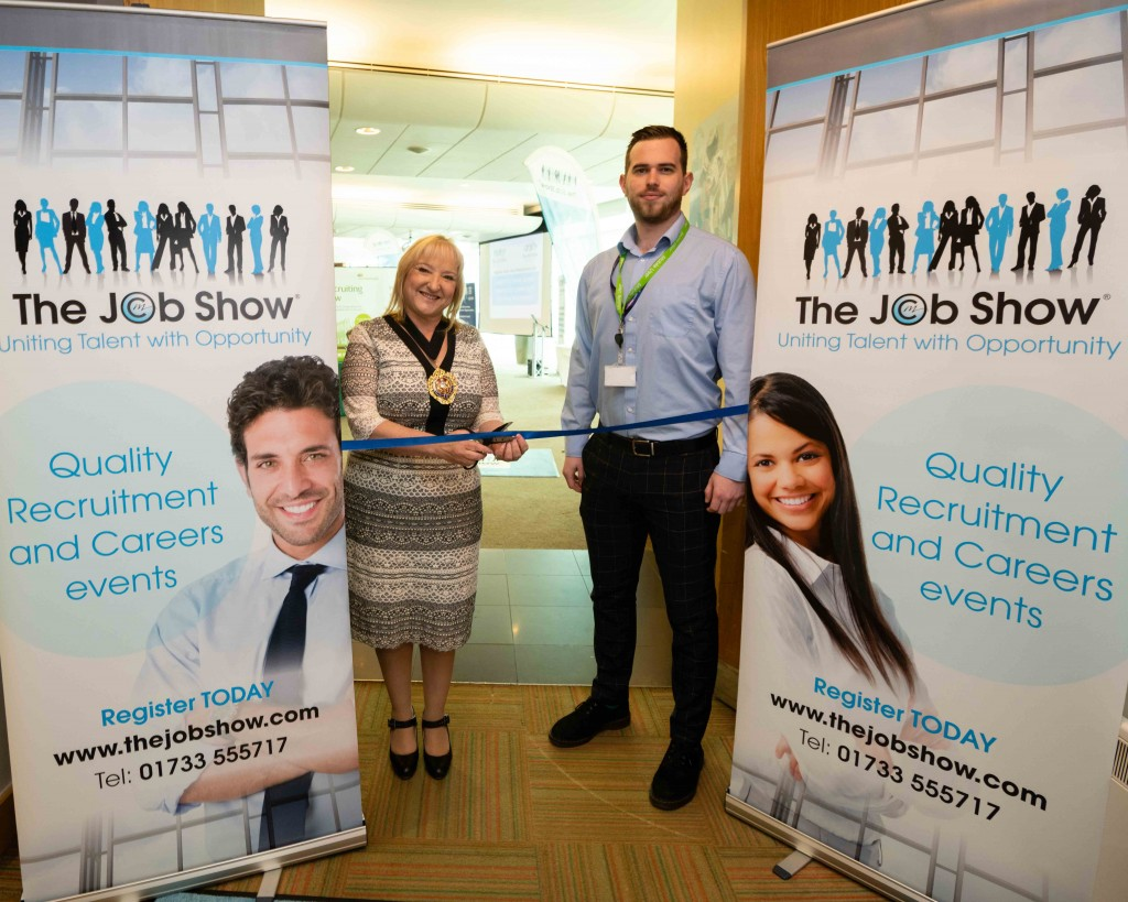 The Job Show Manchester 2018 04 26